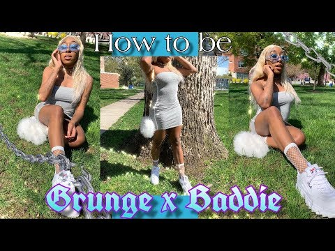 🦋how to have a GRUNGE x BADDIE aesthetic 🦋 | iGirl Inspired Bundle