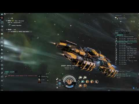 Mining Omber In Procurer Mining Barge Ship - Mining Tutorial (noob To Mid-level Mining)
