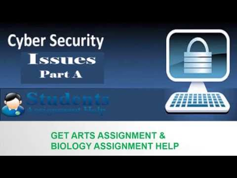 Cyber Security | Part A | Assignment | Presentation | Solving Issue