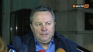 Славиша Стоянович: Не съм доволен, това е ужасен резултат за нас