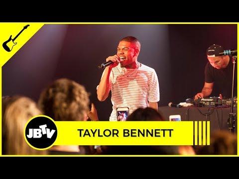 Taylor Bennett - Broad Shoulders | Live @ JBTV
