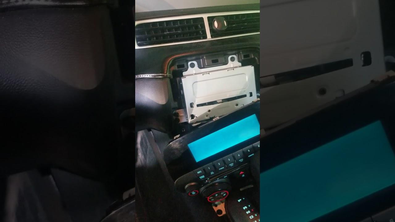 medium resolution of camaro radio issue here is how to fix