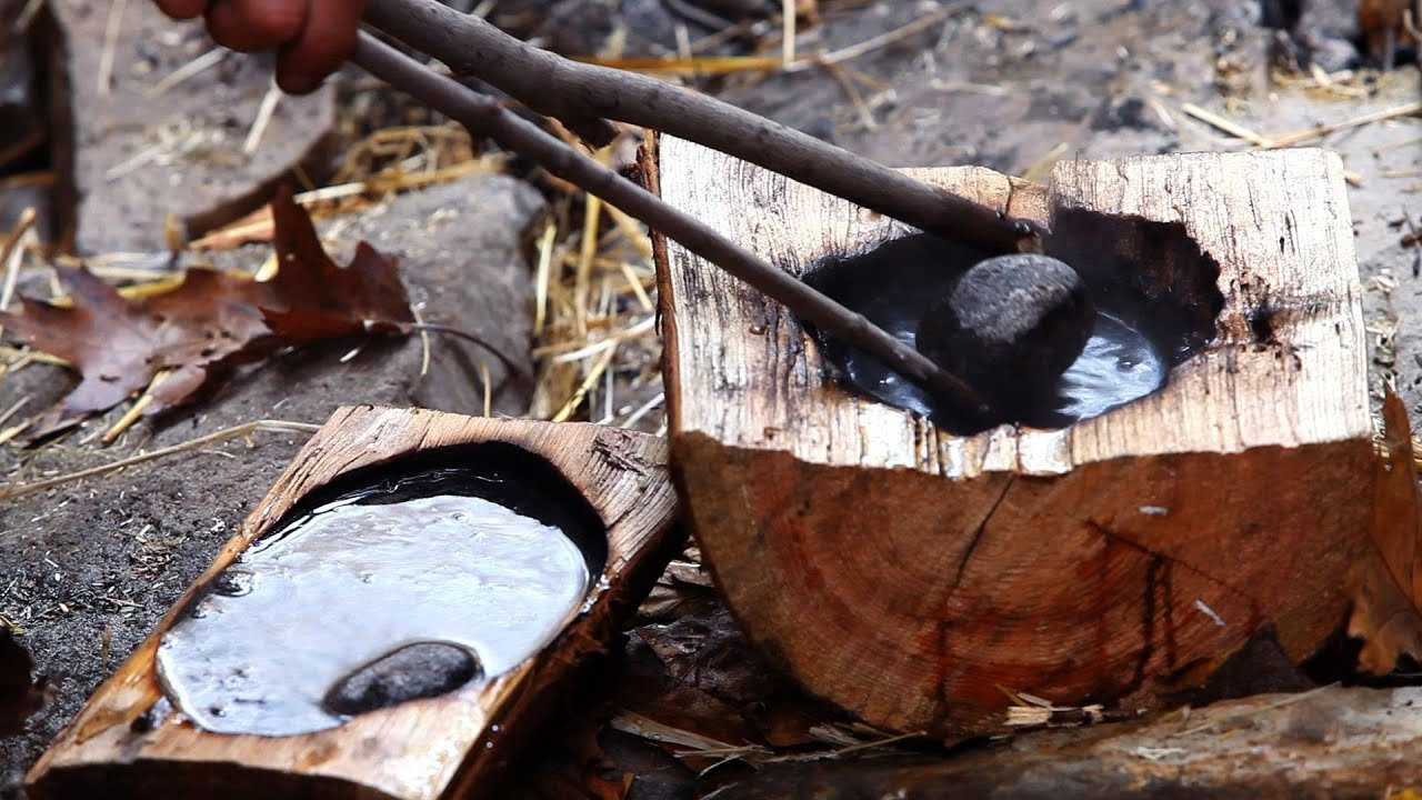 How to Purify Water for Rock Boiling | Survival Skills