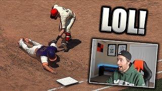 I'VE NEVER SEEN AN ENDING LIKE THIS! MLB THE SHOW 18 DIAMOND DYNAST...