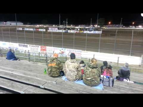 Lee county speedway Hobby stock feature 10/10/15