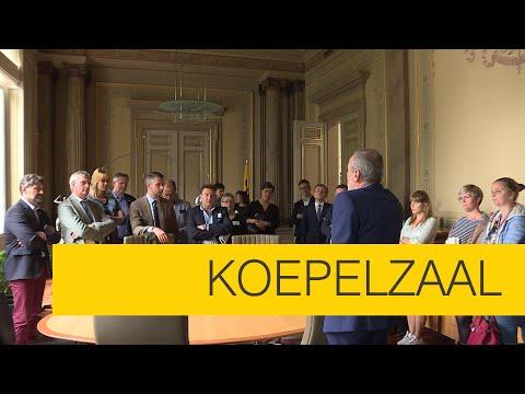 Vlaams Parlement Verwelkomt Nieuwe Volksvertegenwoordigers
