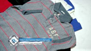 Rakitex - Polo t-shirt homme , Men's t shirt polo  (Qualité crème été- Cream summer quality)