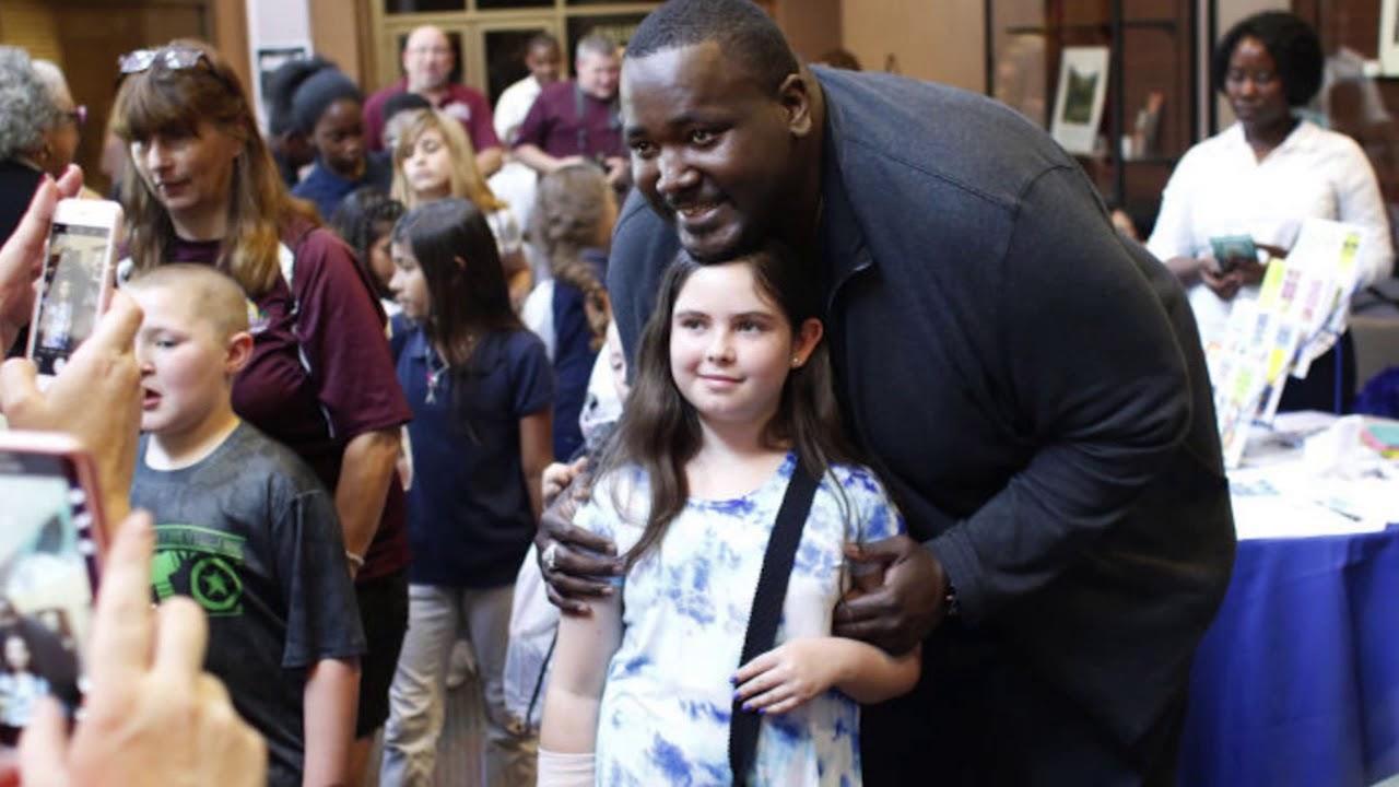 Quinton Aaron on Walk in Faith (12/26/17) NET TV