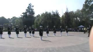 toques reglamentarios bdg honor y lealtad calderon 2012