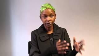 Curator Koyo Kouoh introduces Issa Samb