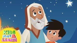Abraham And Isaac - Abraham Tested By God - Beginners Bible Story For Kids