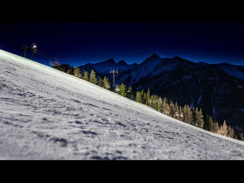Taynton Bowl And NIGHT SKIING! | Panorama Mountain Village, BC