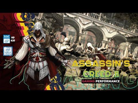 Assassin's Creed II  Gameplay | Intel HD 620 |