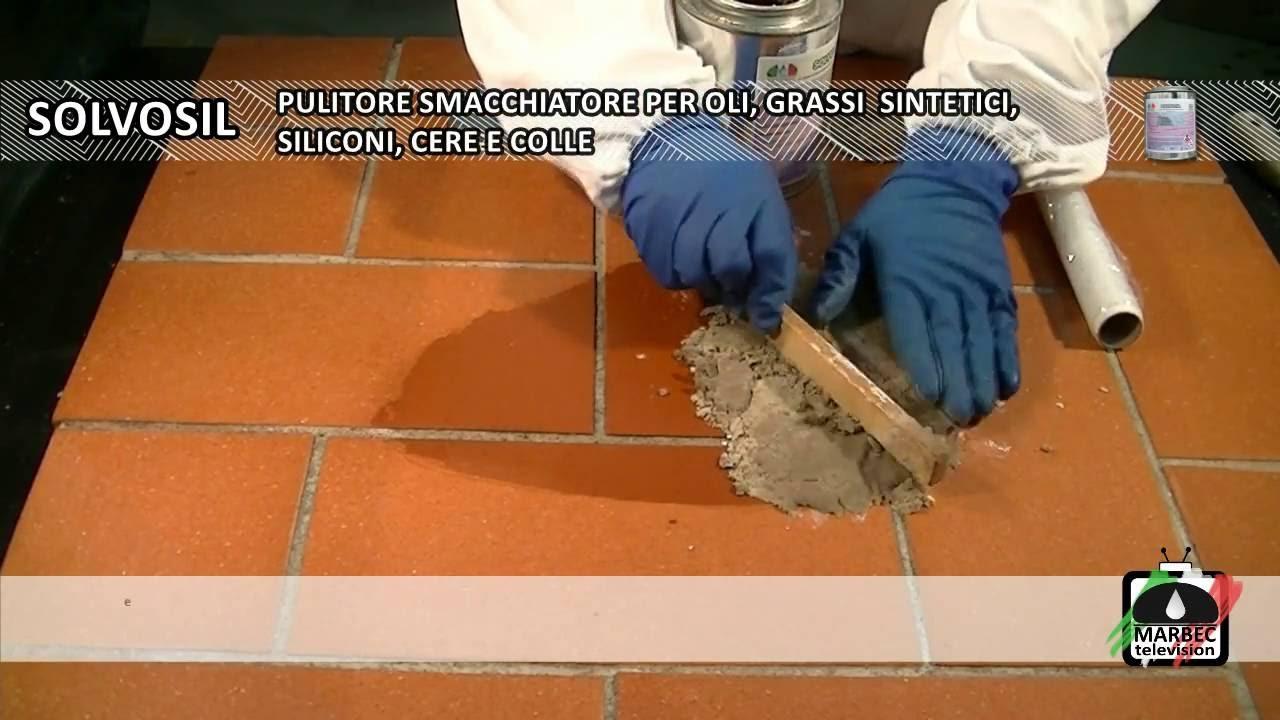 Informazione: Come Pulire Il Cotto Dalle Macchie D Olio