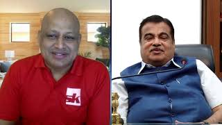 #SKLive with with Nitin Gadkari (Minister of  Minister of Road Transport and Highways)