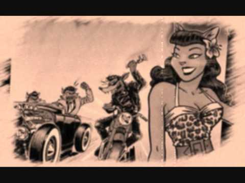 Stray Cats - Rockabilly Rules