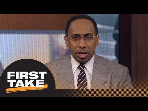 Stephen A. on Urban Meyer suspension: Ohio State embarrassed itself | First Take | ESPN