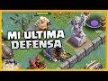 MI ULTIMA DEFENSA!! - MAXEANDO BH 7 #3 - CLASH OF CLANS