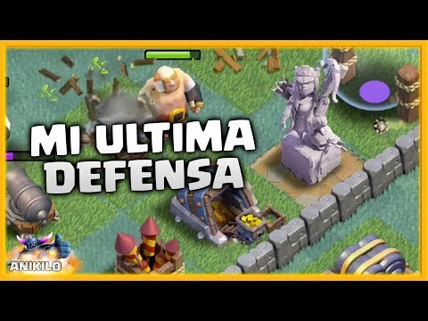 MI ULTIMA DEFENSA!! - MAXEANDO BH 7 #3 - CLASH OF CLANS