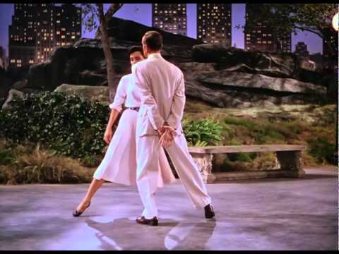 Cyd Charisse w  Fred Astaire 1953 The Band Wagon Dancing in the Dark