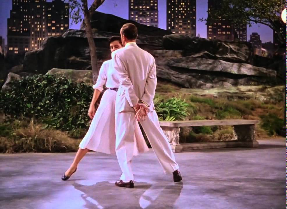 Cyd Charisse W Fred Astaire 1953 The Band Wagon Dancing In The Dark Youtube