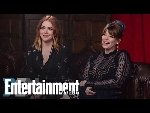 Buffy Reunion: Alyson Hannigan Calls Willow/Tara Relationship A Gift | PEN | Entertainment Weekly
