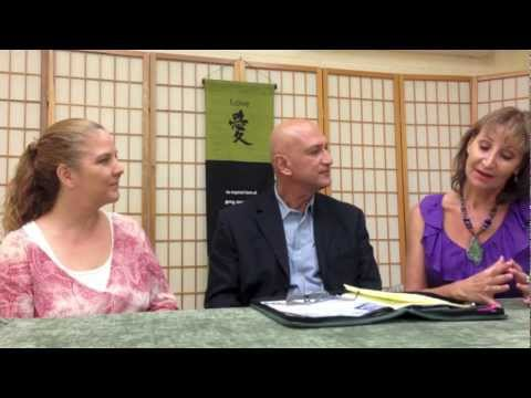 Authors Kathyn Orford and Ken Rasti discuss their writings in 2013: Messages of Peace From Hawaii