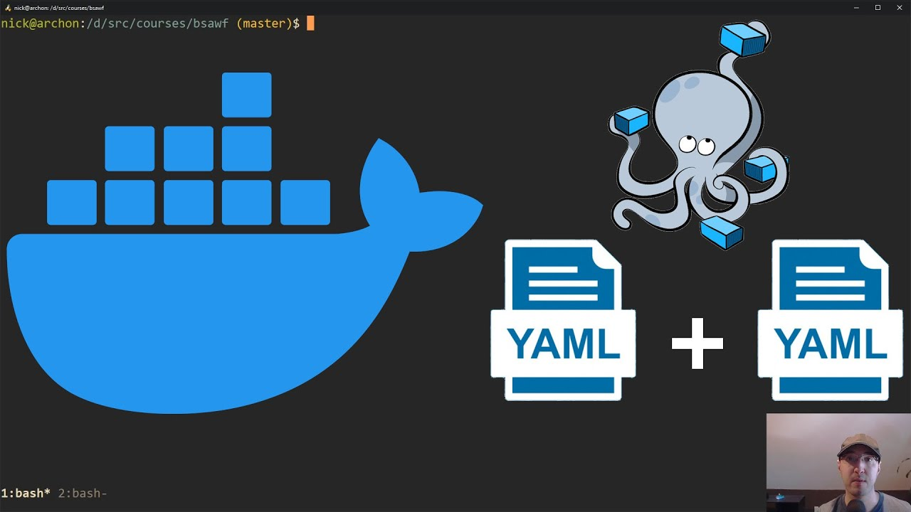 A Docker Compose Override File Can Help Avoid Compose File Duplication