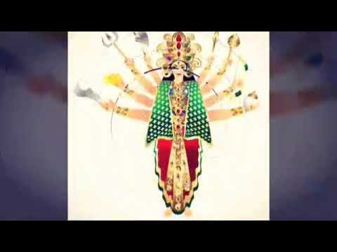 Aigiri nandini  Mahishasur mardini maa - song