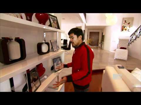 MTV Cribs  Manny Pacquiao.