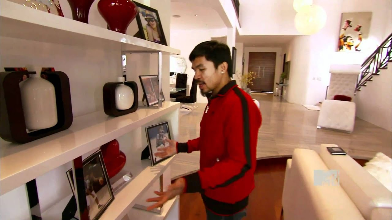 MTV Cribs Manny Pacquiao