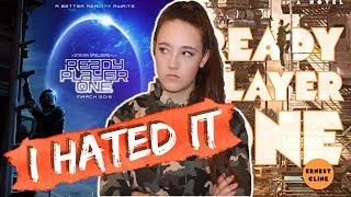 MOVIE VS BOOK Ready Player One Review & Differences