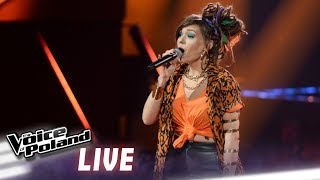 "Ada Nasiadka  - ""Can't Take My Eyes Off Of You"" - Live - The Voice of Poland 10"
