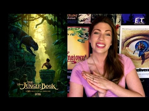 THE JUNGLE BOOK (2016) - MOVIE REVIEW