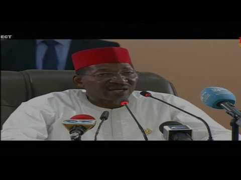 rtb / Discours du nouveau Président de l'Assemblée Nationale du Burkina Faso