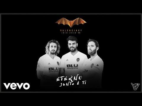 Eterno Junto a Ti (Valencia C F) [Videolyric del Himno del Centario del Valencia Club d...