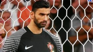 Quart de Finale  : Pologne Portugal ( Tir au But  euro 2016 )