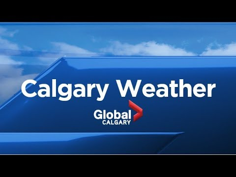 Global Calgary Weather Forecast (April 20, 2017)