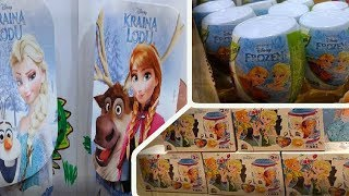 36 DISNEY FROZEN Anna and Elsa Princess of Arendelle Kinder Surprise Eggs