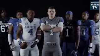 Kentucky Wildcats TV: Kentucky Football 2014 Super Bowl Commercial