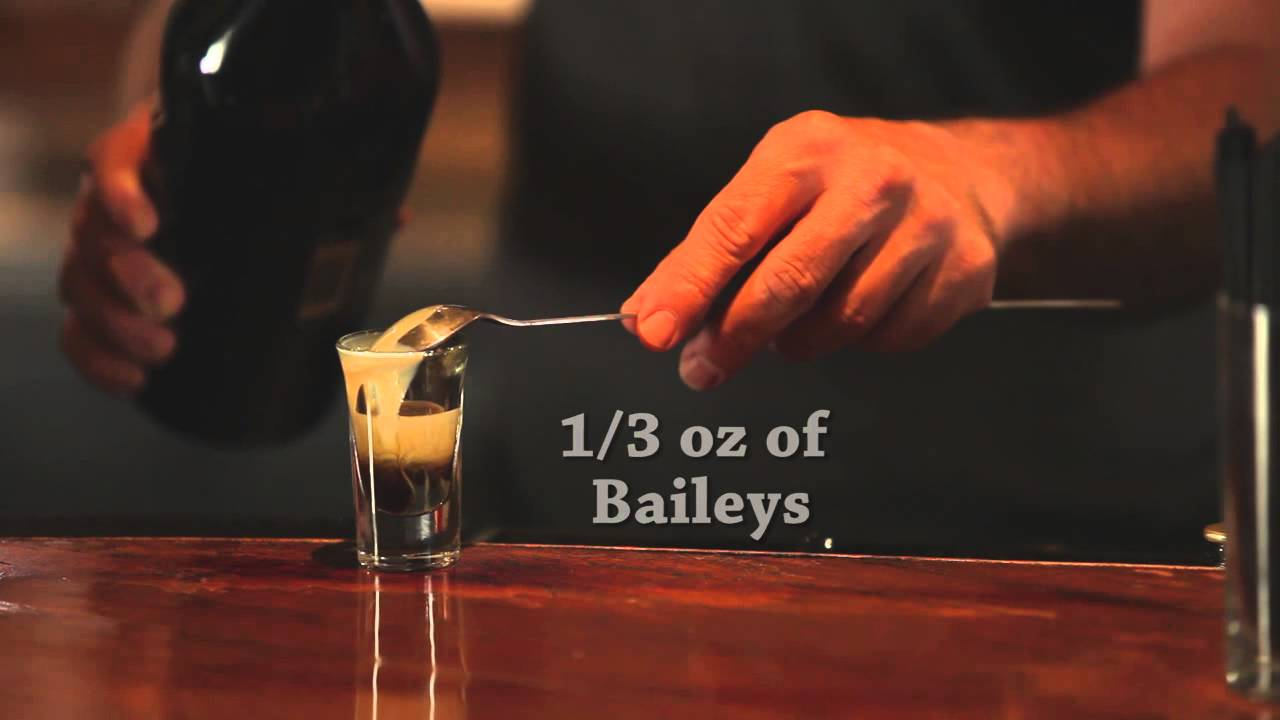 how to make drink b52