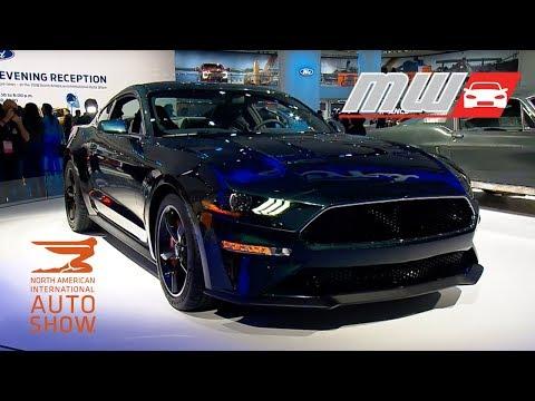 2018 North American International Auto Show | Domestics