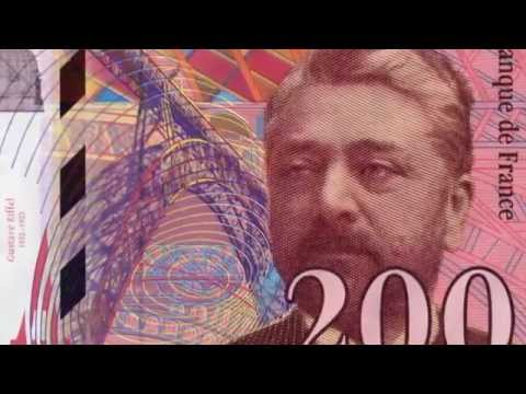Billets Banque de France/200 francs Eiffel Type 1995