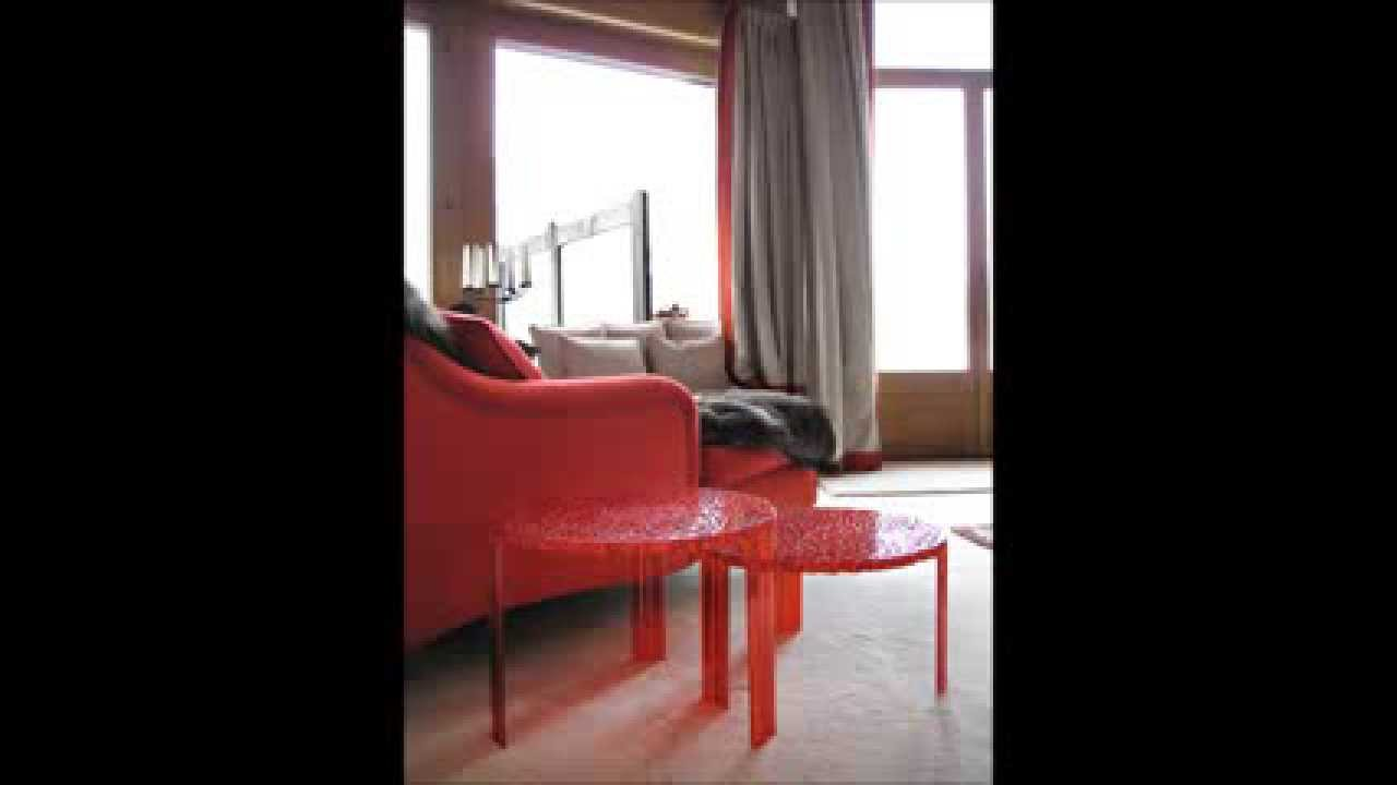 Kartell t-tables - Ice Interiors - YouTube
