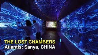[4K] The Lost Chambers: Aquarium @ Atlantis (Sanya, China)