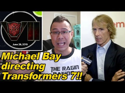 BREAKING! Michael Bay directing...