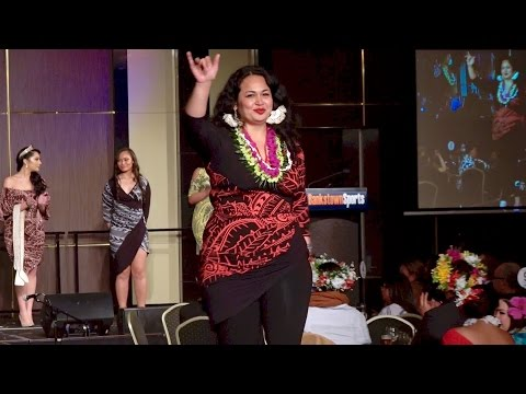 Fashion Show - Mr Polynesia Pacifica Australia