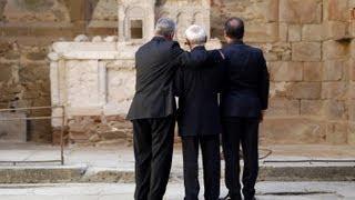 Rencontre historique Hollande-Gauck à Oradour-sur-Glane (émission intégrale)