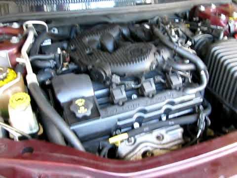 2004 chrysler sebring engine diagram intertherm electric 2001-02 transmission in good shape 100k miles - youtube