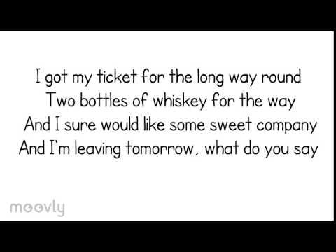Cups (When I'm Gone) Lyrics